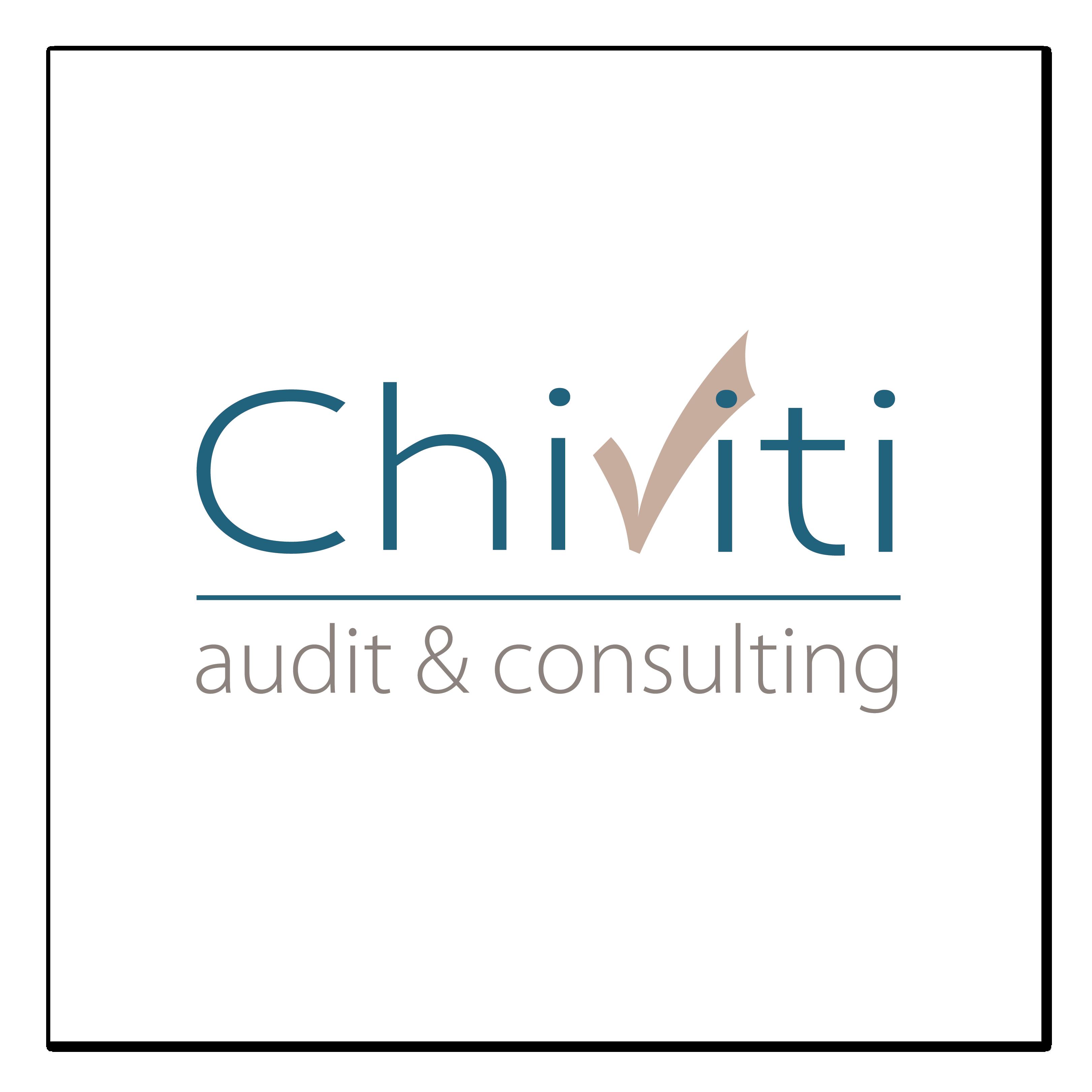 Chiviti audit & consulting ∙ Anne-Marie Prat ∙ Design graphique et web