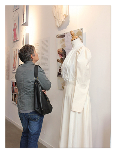 Exposition Costumes de théätre