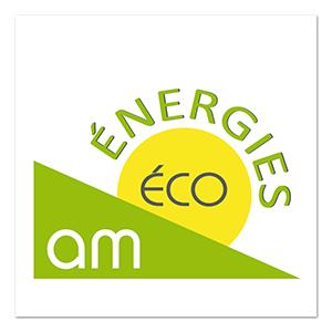 Am énergies éco ∙ Anne-Marie Prat ∙ Design graphique et web