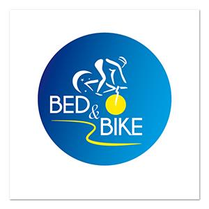 Bed and bike ∙ Anne-Marie Prat ∙ Design graphique et web