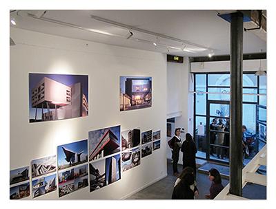 Exposition Paul Kozlowski ∙ Anne-Marie Prat ∙ Design graphique et web