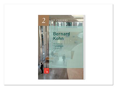 Livre Bernard Kohn ∙ Anne-Marie Prat ∙ Design graphique et web